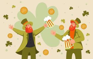 St.Patricks Day Feier