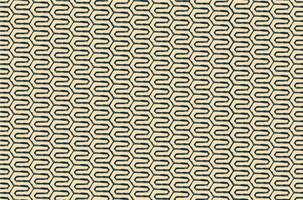 geometriska art deco mönster