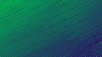 gröna blå ränder abstrakt bakgrund vektor