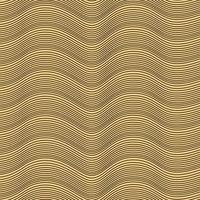 vågig linje mönster bakgrund vektor