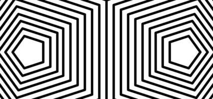abstrakt geometrisk linje bakgrundsillustration tapet, vektorillustration vektor