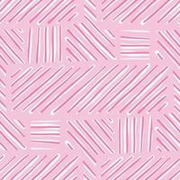 Vektor nahtlose Textur Hintergrundmuster. handgezeichnete, rosa, weiße Farben.