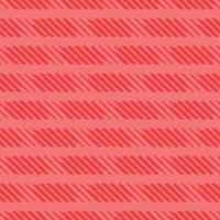 Vektor nahtlose Textur Hintergrundmuster. handgezeichnet, rote Farben.