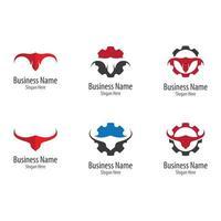 bull horn logotyp bilder