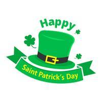St Patrick Tagesillustration