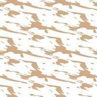 Vektor nahtlose Textur Hintergrundmuster. handgezeichnete, braune, weiße Farben.