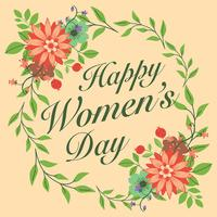 Internationale Frauen Tag Abbildung vektor