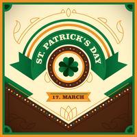 St. Patrick's Day vektor