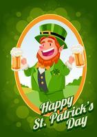 Glücklicher Tag St. Patricks vektor