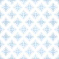abstrakte blaue Rhombuswellenlinienhintergrundbeschaffenheit im geometrischen Zierstil. nahtloses Design vektor