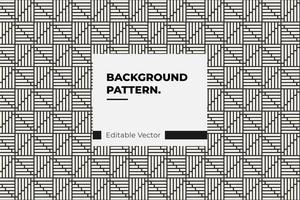 Winkelmuster quadratisches Muster vektor