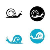 snigel logotyp bilder vektor