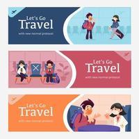 neues normales Protokoll auf Reisen