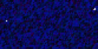 hellrosa, blaue Vektorbeschaffenheit im rechteckigen Stil. vektor