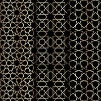 islamisches Geometriemuster vektor