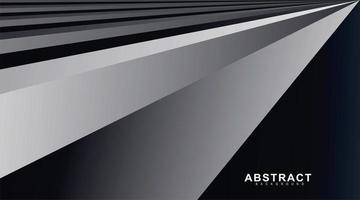 abstrakter Vektorhintergrund mit eckigen Formen