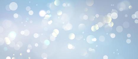 abstraktes unscharfes Lichtelement, das für die Abdeckung Dekoration Bokeh Hintergrund verwendet werden kann vektor