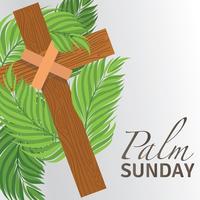 palm söndag bakgrund