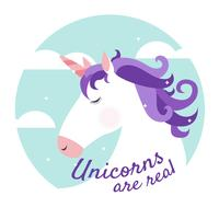 Unicorns är verklig bakgrund