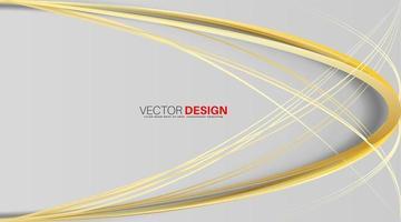 Vektor-Design-Hintergrund. kreative Polygon abstrakte Linie Konzept Layoutvorlage. vektor