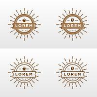 Logo Vintage coffee