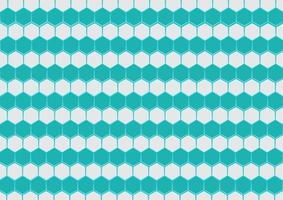 abstrakt hexagon mönster bakgrund vektor