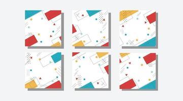 Vektor abstrakte Kopfzeile und Banner Hintergrund. Business-Webdesign-Vorlage. kann für Landing Page, Cover, Flyer, Social Media usw. verwendet werden
