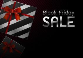 svart fredag försäljning design vektorillustration vektor