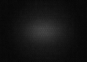 schwarzer Metalltexturhintergrund vektor