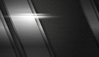metall textur bakgrund vektorillustration vektor