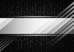 abstrakt modern bakgrundsvektorillustration vektor