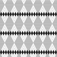 abstrakt triangelremsa sömlöst mönster