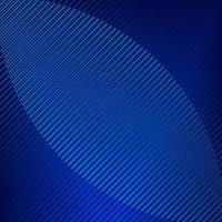 abstrakter blauer Streifenlinien glühender Hintergrund