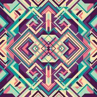 Kaleidoskop-Muster