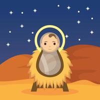 Offenbarung von Jesus vektor