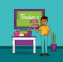 Lehrertagsfeier Design