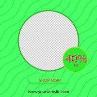 Super Sale Banner. Verkauf und Rabatte. Vektorillustration