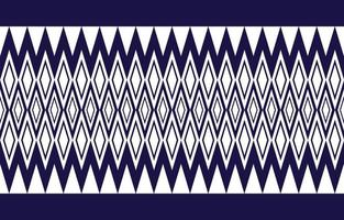 geometriska etniska mönster vektor