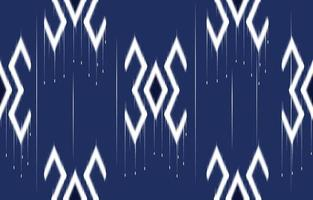traditionelles Design des geometrischen ethnischen Musters vektor