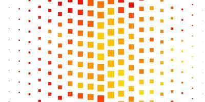 dunkelrosa, gelbes Vektorlayout mit Linien, Rechtecken. vektor