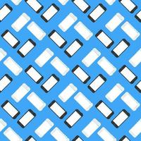 teknik och enheter sömlösa mönster vektor