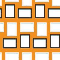 Technik und Geräte nahtloses Muster