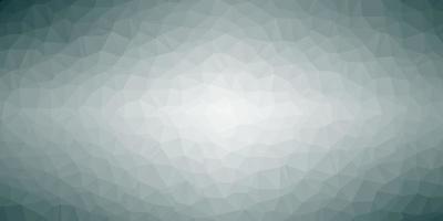 abstrakter niedriger polygeometrischer Hintergrund. polygonaler Kristalleffektvektor. futuristische Texturen. vektor