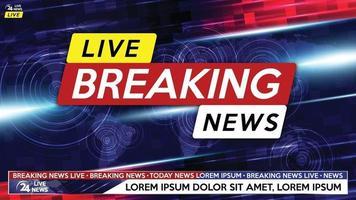 Aktuelle Nachrichten live auf Weltkartenhintergrund.