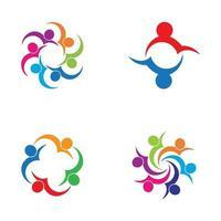 Community Care Logo Bilder Design