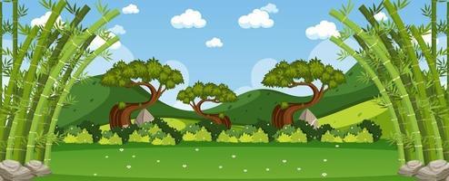 natur utomhus landskap scen