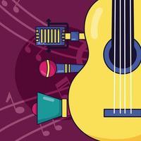 musikfestival affisch
