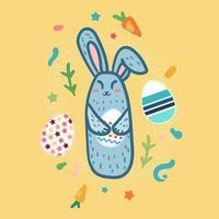 glad påskkanin