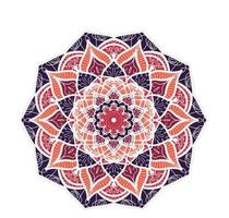 Mandala Linienvorlage