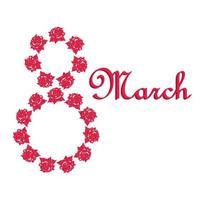 kvinnodag 8 mars